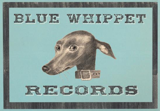 Blue Whippet logo