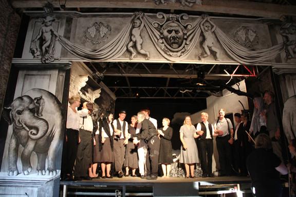 Dido & Aeneas - Performance