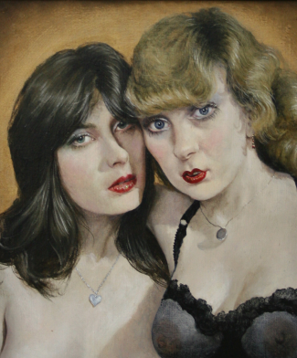 Debbie and Paula